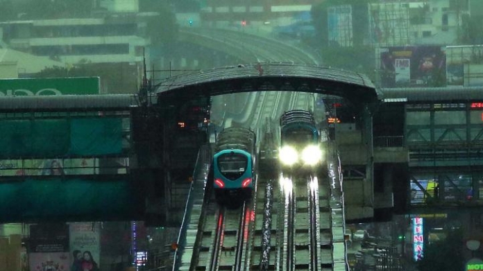 kochi metro to extend 3k more from the first phase