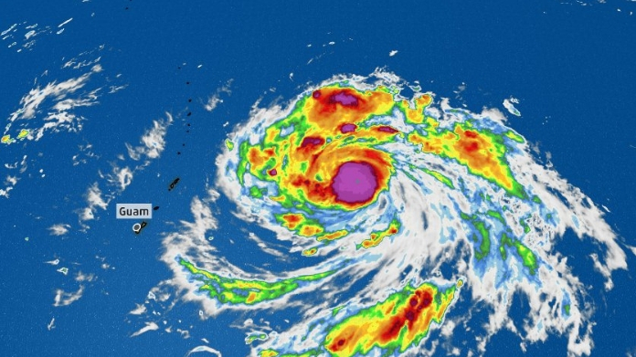 mangkut cyclone hits philippines killed 14