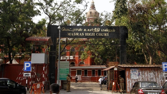 marina beach not a place to hold protests says madras HC