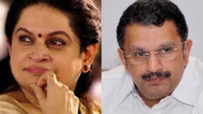 muraleedharan and padmaja