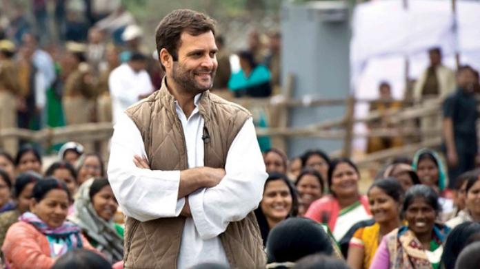rahul gandhi to address people in rajasthan