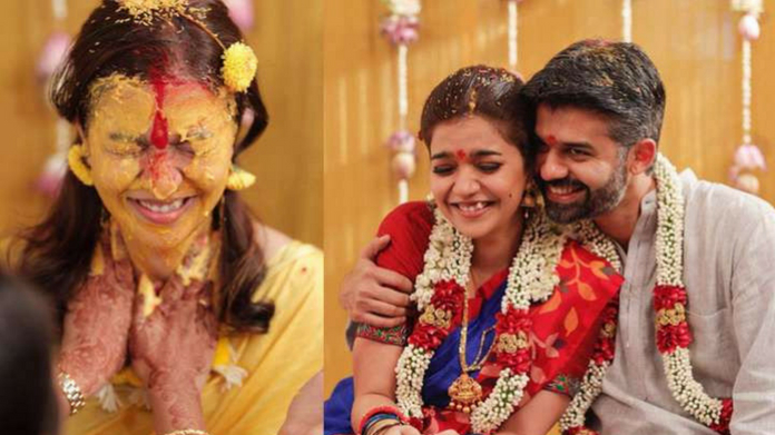 swathi rddy got married