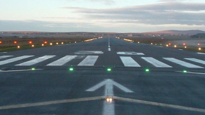 test flight in kannur airport
