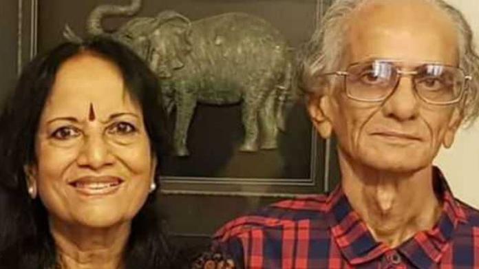 vani jayaram husband passess away