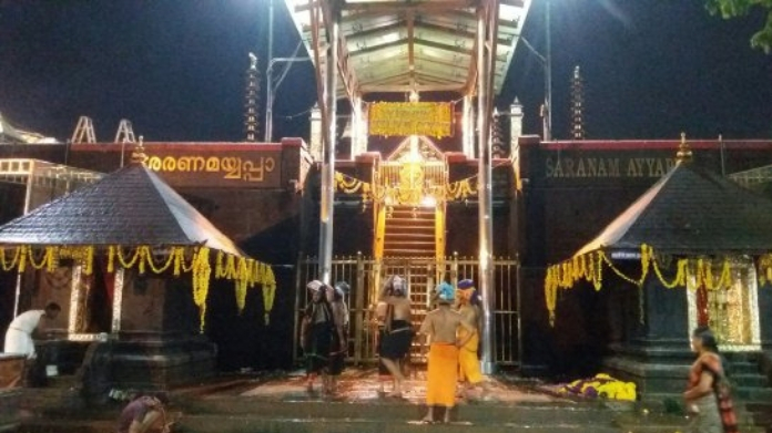 hc to consider report submitted by govt on sabarimala women entry