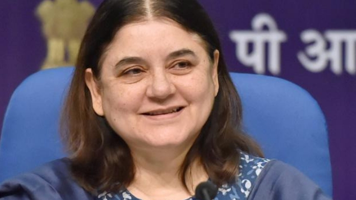 maneka gandhi demands probe on mj akbar sexual allegation