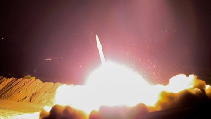 missile attack against ISIS center in syria