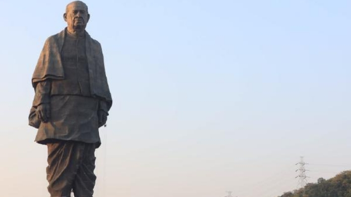 sardar vallabhbhai patel statue inaugurated
