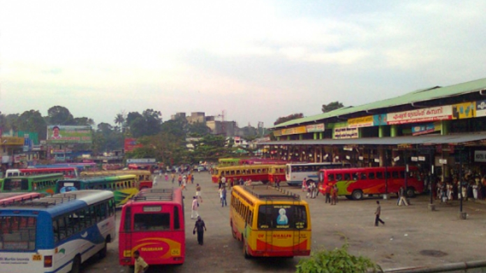 two hundred private bus stopped service in kannur