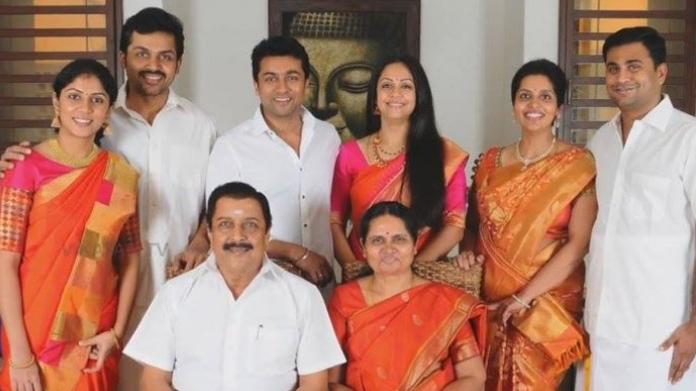 Surya family