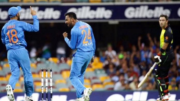 India level series against Aussies