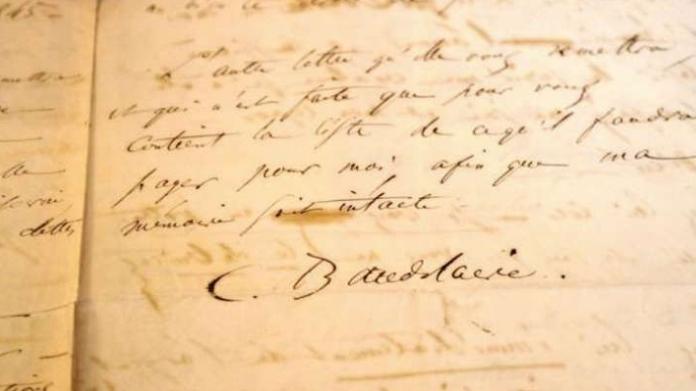 auction letter