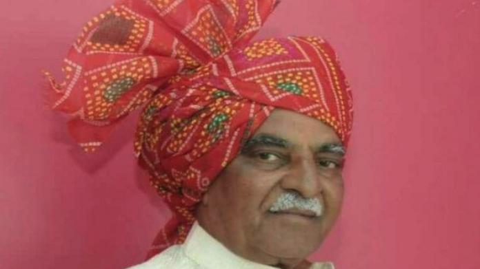 bjp candidate devi singh patel passess away