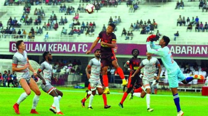 chennai defeats gokulam kerala in i league