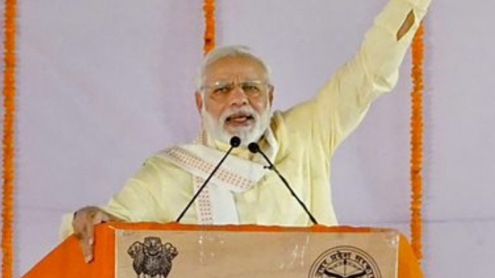 congress interfered with ayodhya case in sc alleges modi