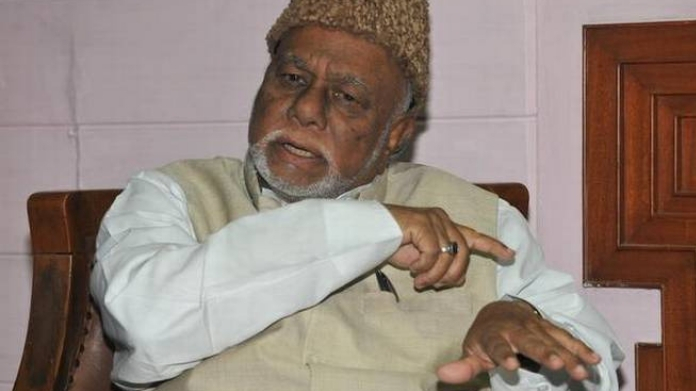 Former Railway Minister Jaffer Sharief passes away
