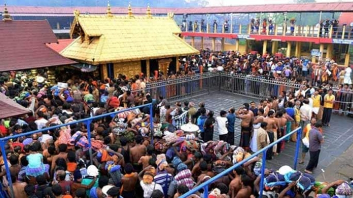 sabarimala curfew may be extended