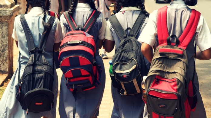 school bag weight should be lowered says center