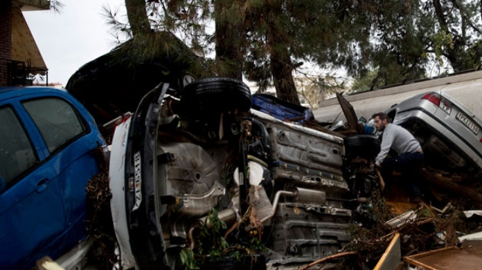 truck rammed to 31 cars killed 15