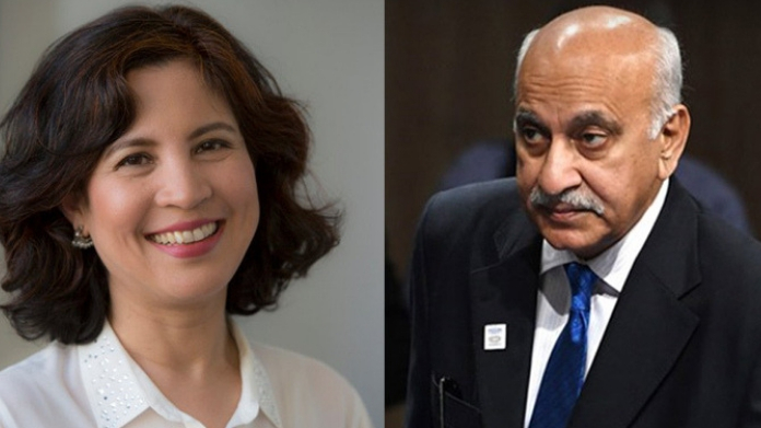 was in a consensual relationship with pallavi says MJ Akbar