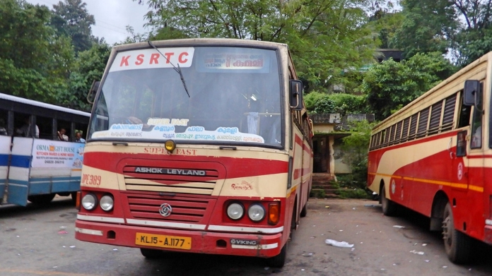 1763 schedules cancelled today says ak saseendran
