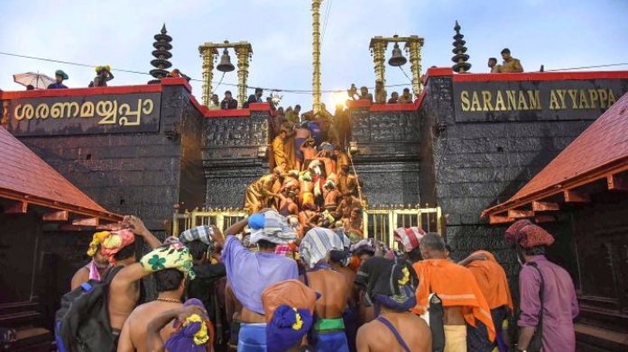 45 women will reach sabarimala today