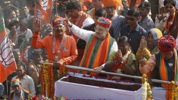 bjp gets approval for ratha yatra