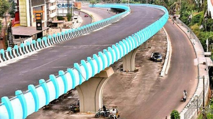 chief minister t inaugurate ramanattukara thondayod overbridges on friday