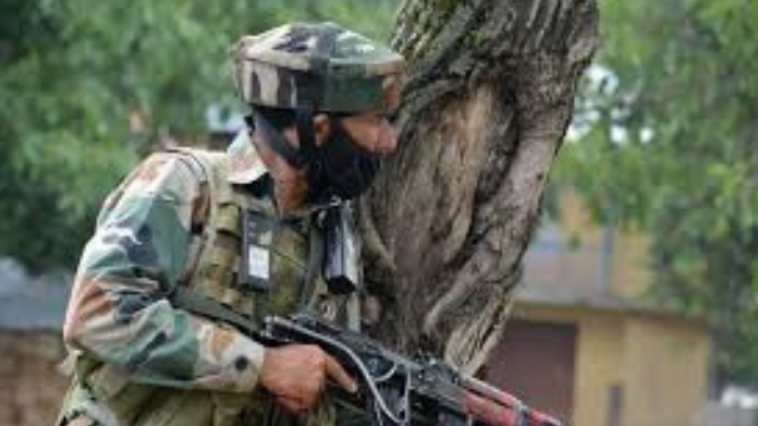 conflict in pulwama kashmir two terrorists killed