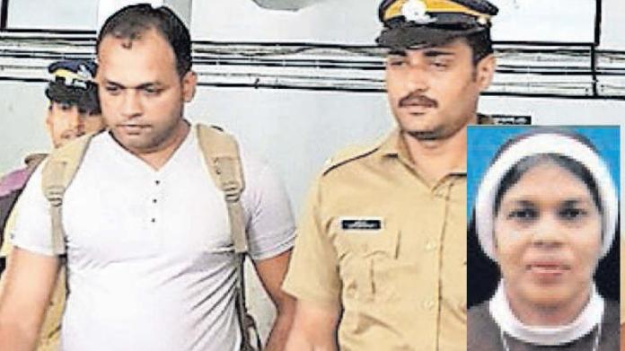 convict satheesh babu gets life sentence in sister amala murder case