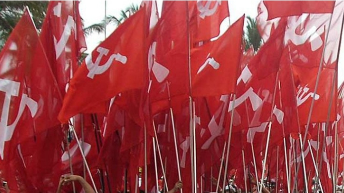cpm state committee meeting to plan tactics to attract minorities to women wall