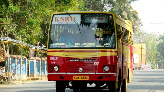 crisis continues in ksrtc 389 services stopped in state
