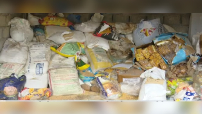 tons of food wasted in kalamassery