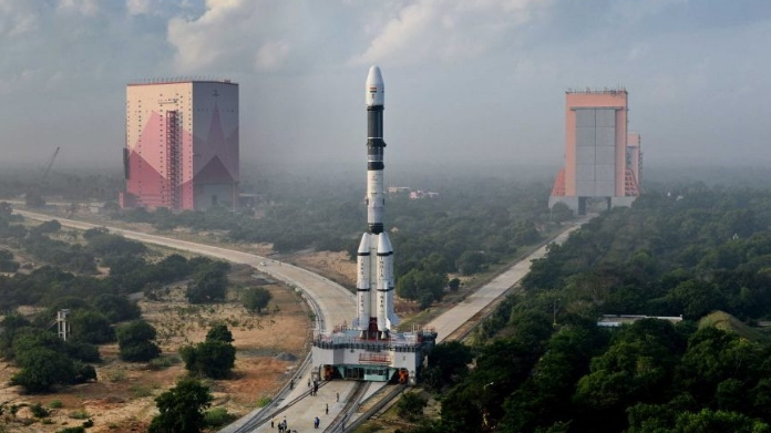gsat 7a to be launched tomorrow