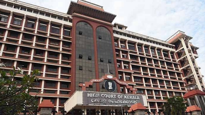 hc second bench too stepped back from considering piravom church case