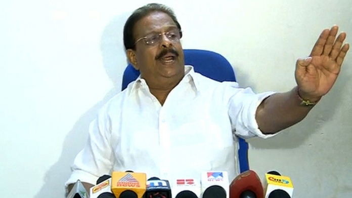 k sudhakaran on m panel employees
