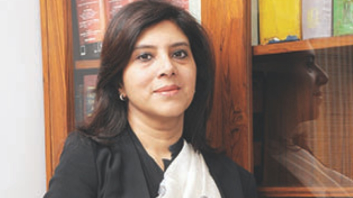 madhavi divan appointed as solicitor general