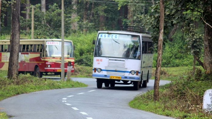 more ksrtc services cancelled in wayanad
