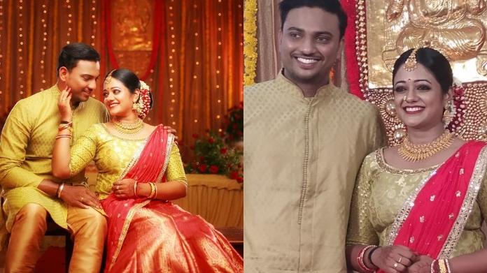 preetha pradeep got engaged pics