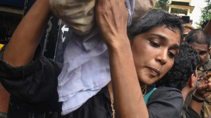 rehna fathima bail plea to be considered by court today