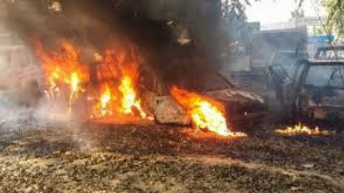 report on bulandh shahar riot