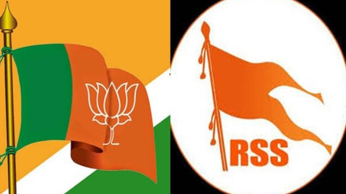 rss plans to take control of bjp