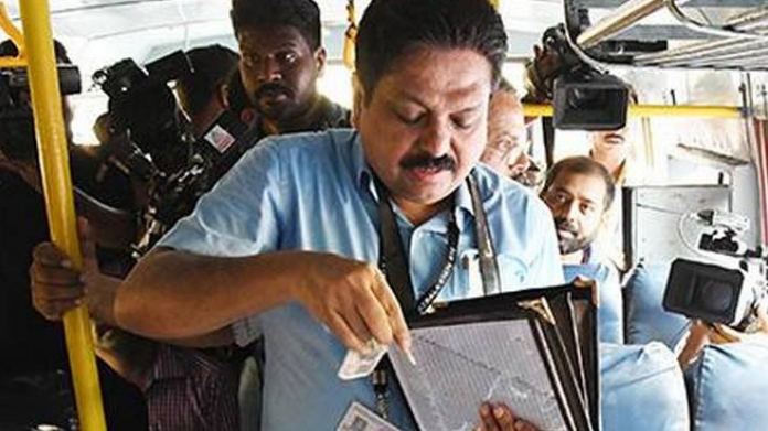 tomin thachankery on ways to tackle ksrtc crisis