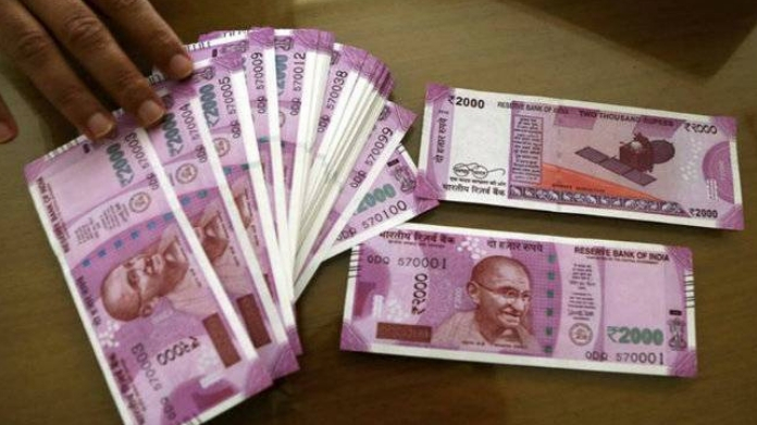 RBI stops printing 2000 rupee notes