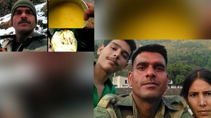 bsf jawan tej bahadur son shot dead