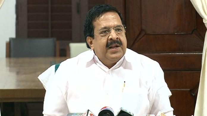 need law in sabarimala issue says ramesh chennithala