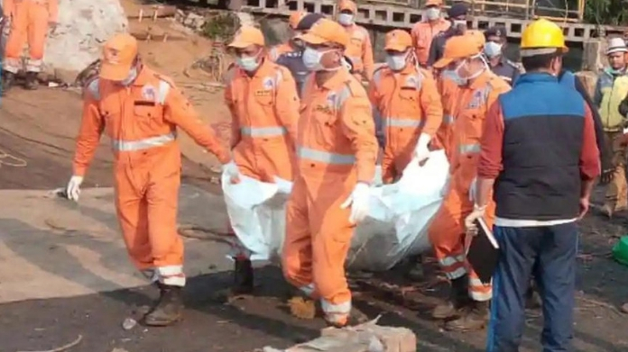 one more worker trapped in meghalaya mine rescued