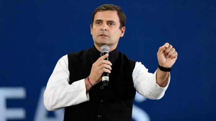 rahul softens his stand in sabarimala issue