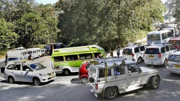 regulation in vehicle at sabarimala during makaravilakku
