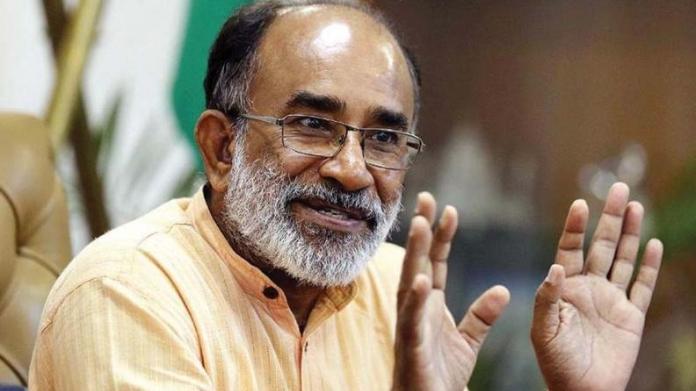 wont contest in upcoming loksabha election says alphonse kannanthanam